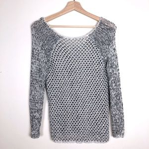 Helmut Lang Pearlescent Sweater